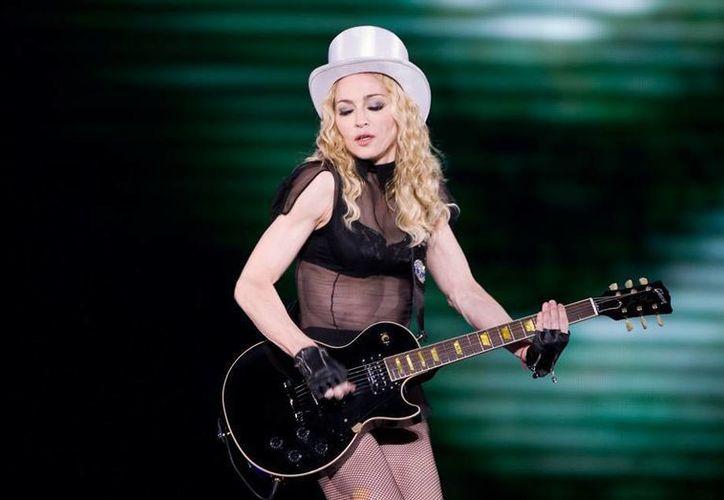 Madonna dejó muy claro que votará por Hillary Trump. (Archivo/Agencias)