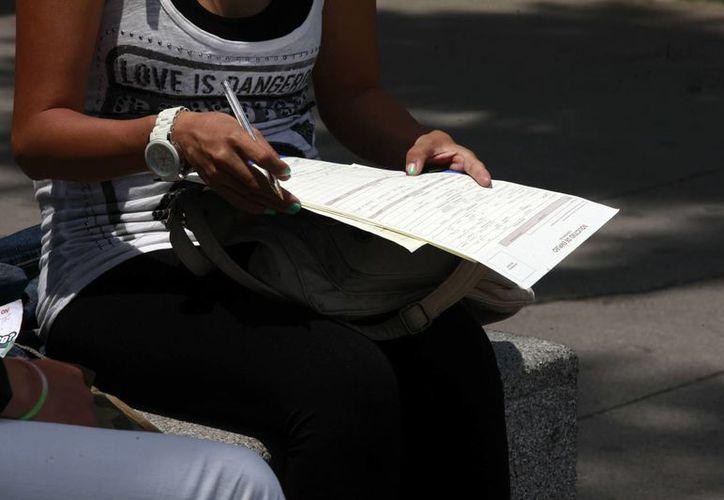 La tasa de desempleo en México no ha podido bajar del 5% desde la crisis financiera de 2008 y 2009. (Milenio)