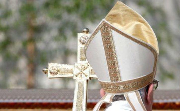 Esta  mañana el pontífice anunció la fecha de la canonización de los santos mexicanos. (Foto: Reuters)