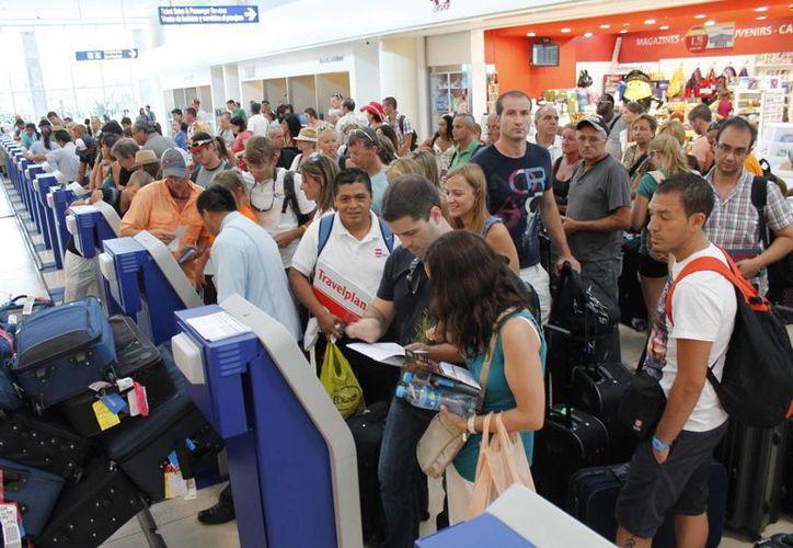 Las agencias de viajes rusas manejan turismo de alto nivel. (Luis Soto/SIPSE)