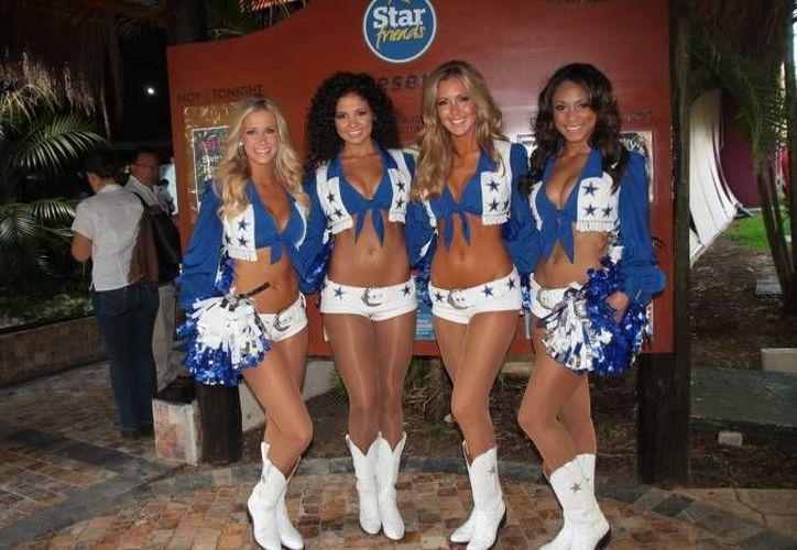 La promoción será parte de la campaña que se hace con las vaqueritas de Dallas. (Sergio Orozco/SIPSE)