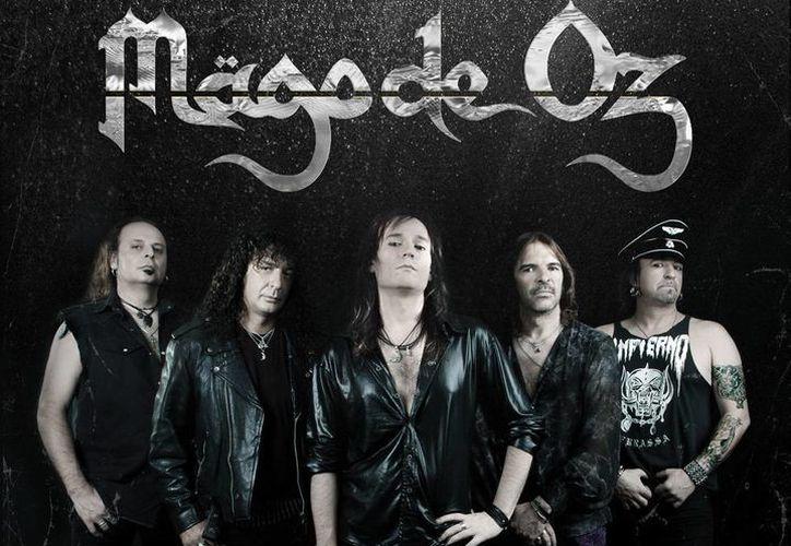 Entre abril y mayo Mägo de Oz ofrecerá recitales en el centro, sur y norte de México. (www.magodeoz.com/Archivo)