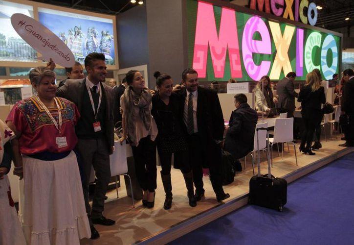 Las ferias turísticas son una de las estrategias de promoción que lleva a cabo el Fideicomiso de la Riviera Maya. (Contexto/Internet)