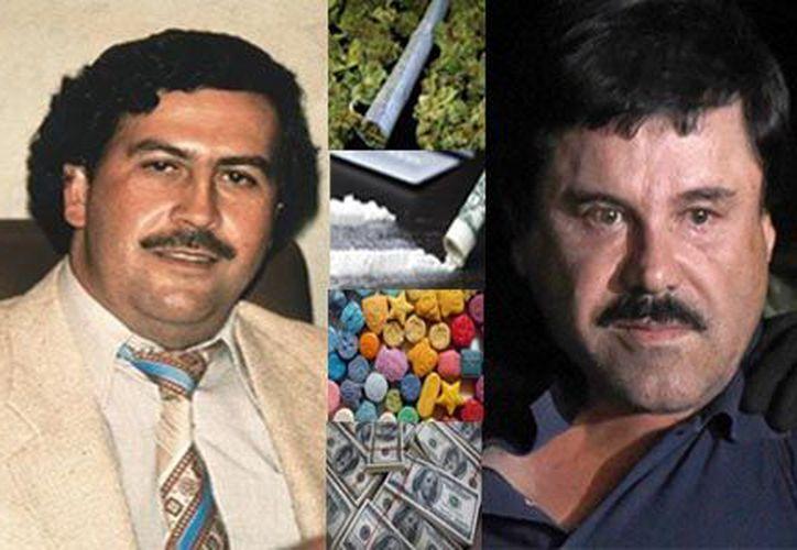 Los cárteles colombianos dominaban los mercados de cocaína y heroína de Estados Unidos. (Redacción)