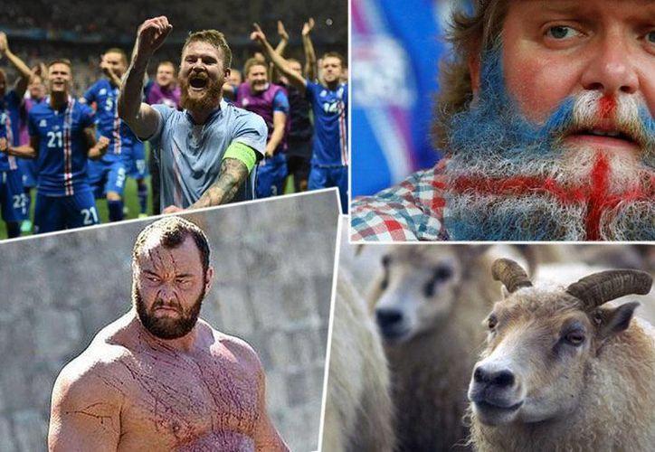 Islandia no solo cuenta con una maravilla selección nacional de futbol soccer, sino otras características que la hacen única. (marca.com)