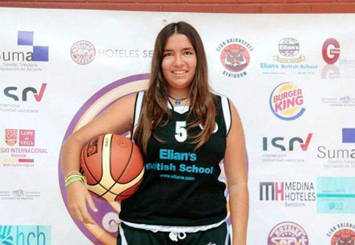 El club de basquetbol Benidorm, de España, informó del fallecimiento de Alicia Fernández, una joven promesa de apenas 16 años de edad. (excelsior.com.mx)