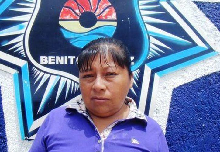 María Elizabeth Caamal Caamal negó los hechos; fue puesta a disposición de las autoridades. (Archivo/SIPSE)