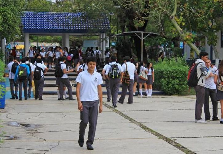 Este programa busca crear planteles escolares de Quintana Roo libres de discriminación y violencia. (Archivo/SIPSE)