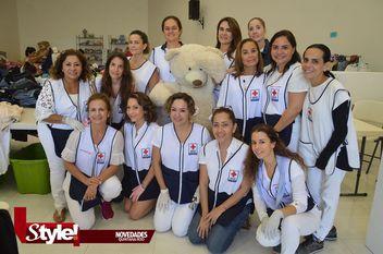Bazar a beneficio de la Cruz Roja Cancún