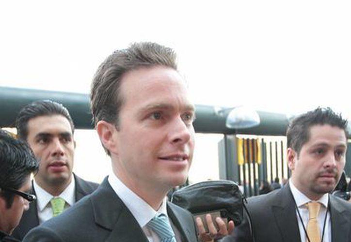 El gobernador Manuel Velasco Coello apoya al indígena tsotzil,  quien aseguró debe gozar de su libertad. (Agencias)