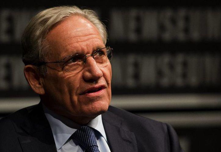 Woodward comentó el episodio en una entrevista con el Wolf Blitzer de la CNN. (slate.com)