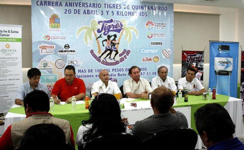 El costo del boleto para participar varía según los kilómetros de la carrera. (Ángel Mazariego/SIPSE)