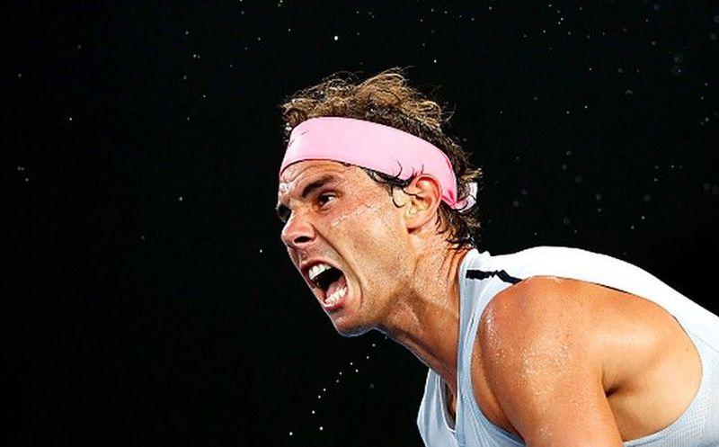 Schwartzman se hace enorme en el Australia Open