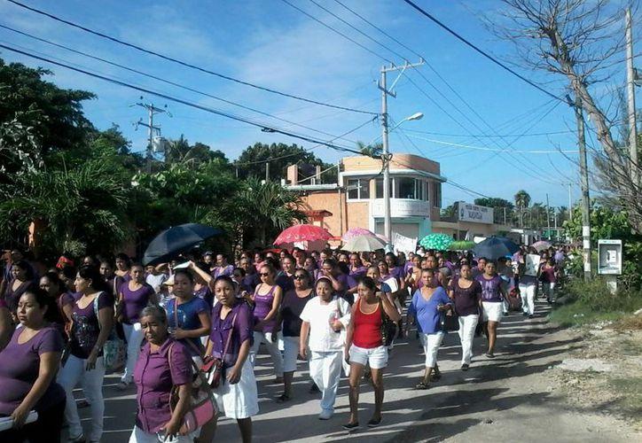 En Quintana Roo, la tasa de violencia familiar se encuentra entre los primeros cinco lugares. (Lara Alfaro/SIPSE)