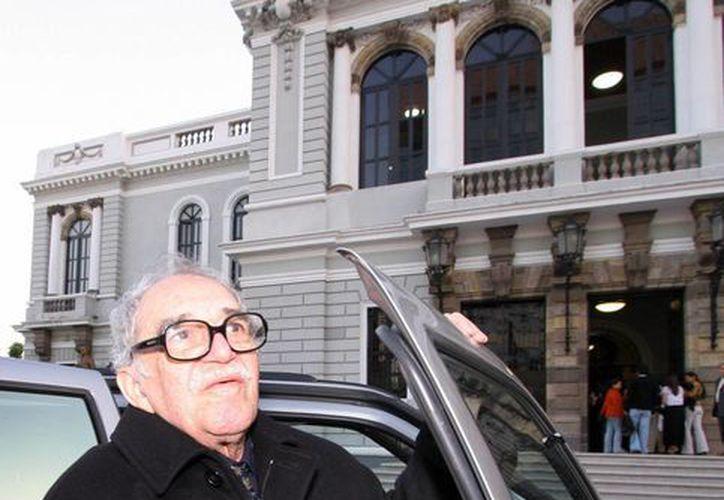 Gabriel García Márquez falleció este Jueves Santo en la capital mexicana. (Notimex)