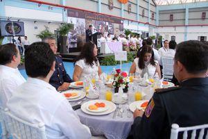 Yucatán celebra aniversario de la Fuerza Aérea Mexicana