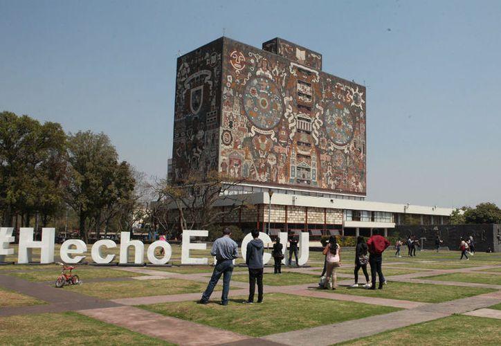 La Universidad escaló nueve sitios en el listado (del 122 al 113), siendo una de las dos principales en Iberoamérica. (Proceso)