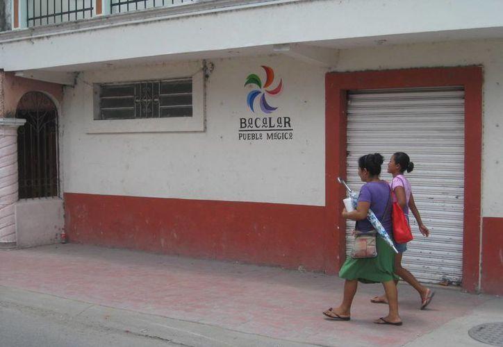 En Bacalar existen algunos proyectos importantes que no se han podido concretar. (Javier Ortiz/SIPSE)