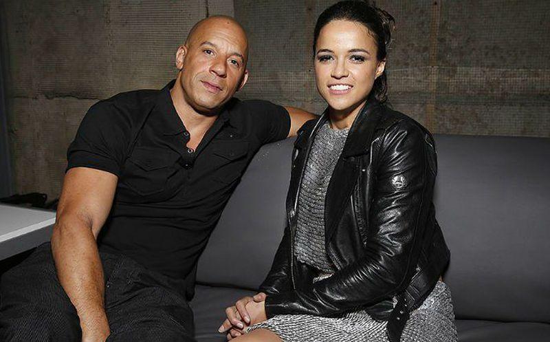 Vin Diesel responde a Michelle Rodríguez tras polémicos dichos