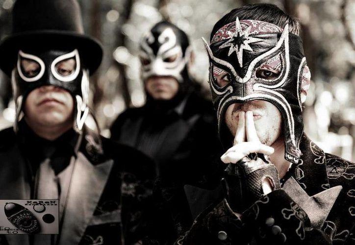 El trío Sr. Bikini visitará Mérida para presentar su nuevo disco. (SIPSE)