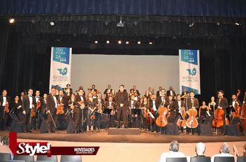 Concierto de la Orquesta Sinfónica de Cancún