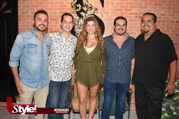 Realizan inauguración del restaurante Casa Sativa