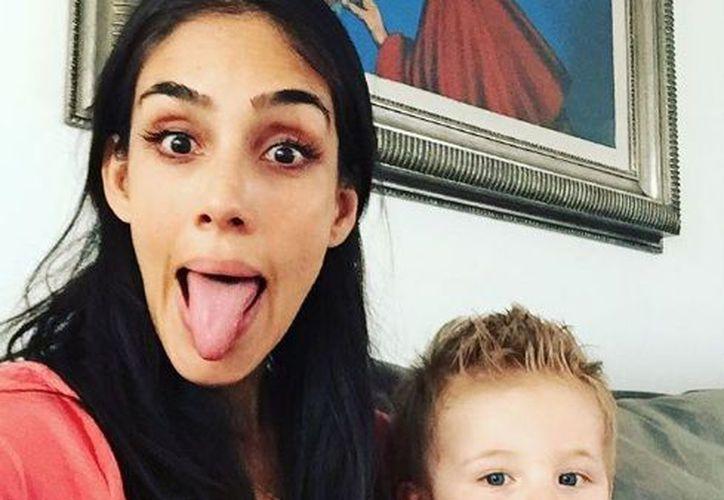 Para la artista de 32 años ya nada es más importante que su primogénito. (Instagram)
