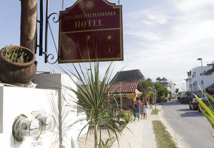 Los hoteles de Mahahual ofrecerán descuentos lo9s días que se realice el festival. (Harold Alcocer/SIPSE)