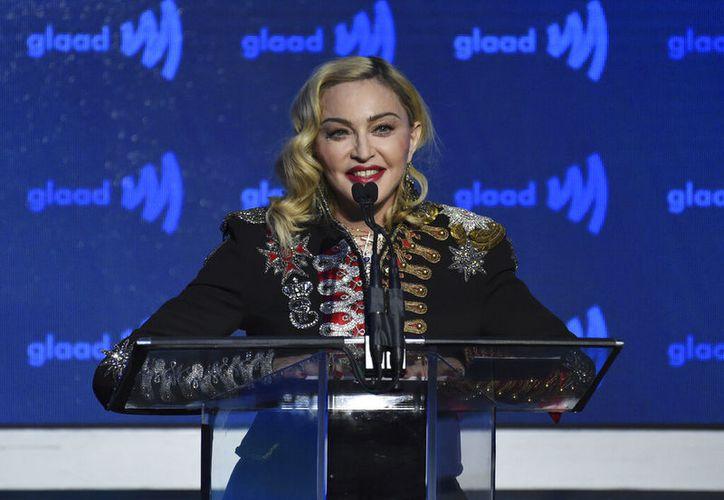 """Madame X"", de Madonna, llegó al tope del Billboard 200. (Foto Evan Agostini/Invision/AP)"