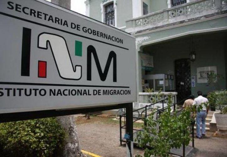 Los indocumentados quedaron a disposición del INM, quien determinará su situación migratoria en el país. (Agencias)