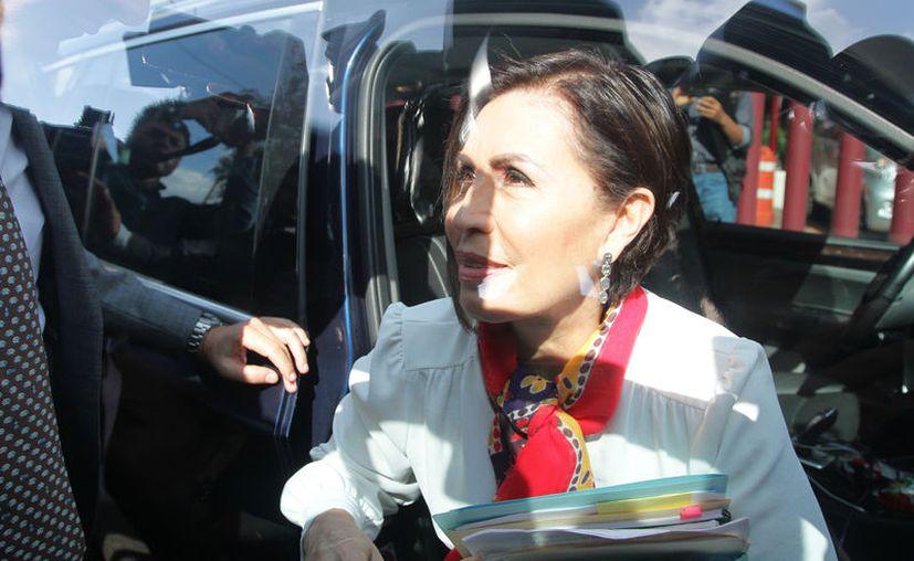 FGR imputó a Robles Berlanga como responsable por omisión del desvío de más de cinco mil 73 millones de pesos. (Foto: Notimex- Guillermo Granados