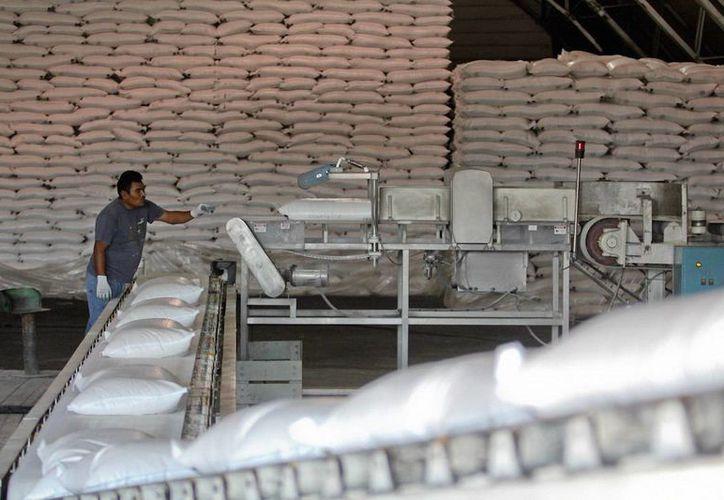 México exporta a Estados Unidos entre un 1.3 y 1.5 millones de toneladas de azúcar al año. Con la apertura de EU hacia Cuba, este mercado podría reducirse para México. (tierrafertil.com.mx)