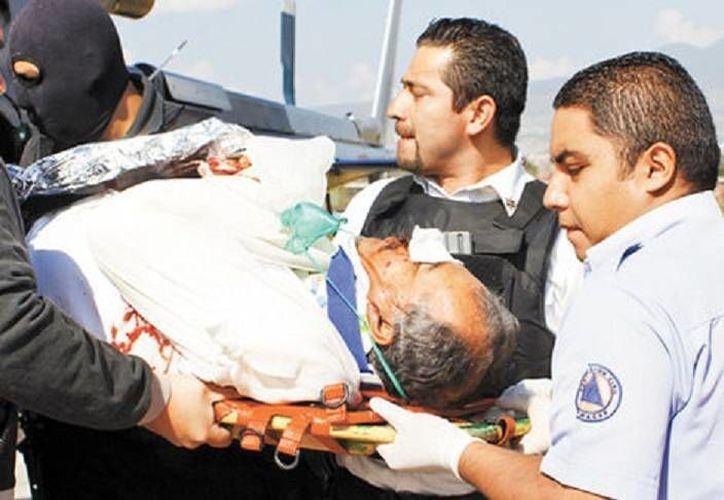 Gustavo Garibay fue acribillado la semana pasada cuando salía de su domicilio en Tanhuato. (Milenio/Foto especial)