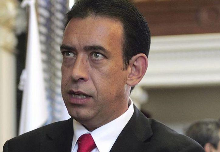 Moreira asegura que tiene garantizados sus derechos políticos como miembro del Partido Revolucionario Institucional. (Archivo/SIPSE)