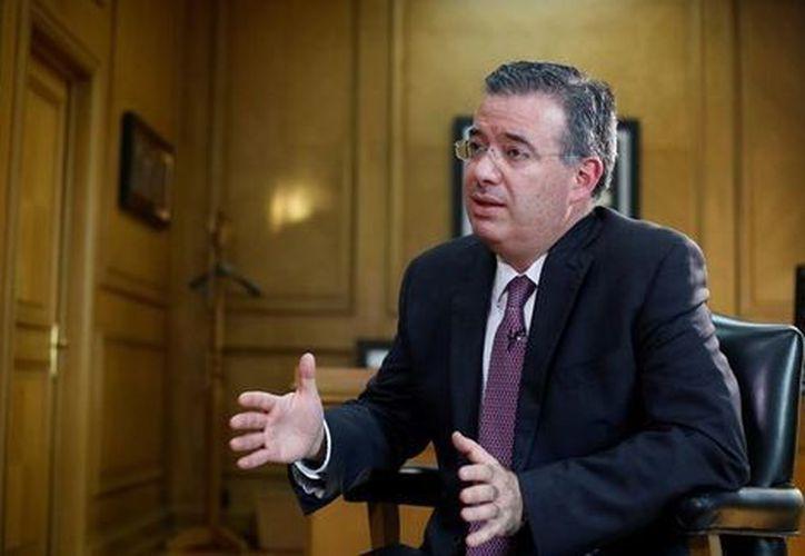 Alejandro Díaz de León, Banxico. (Foto: Reuters)