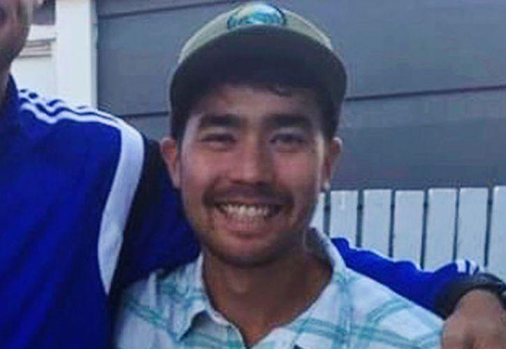 """Antes de dejar el bote y regresar a la isla el pasado viernes 16, Chau escribió sus párrafos finales: """"Espero que estas no sean las últimas notas, pero si lo fuesen, para Dios sea la gloria"""". (RT)"""