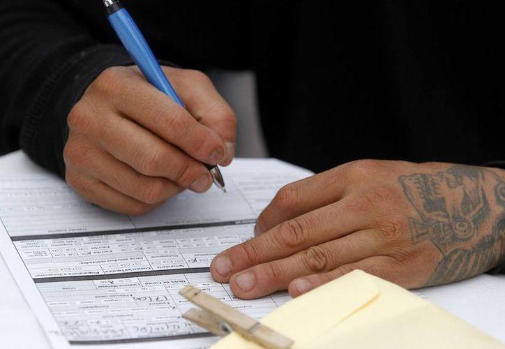La tasa de desempleo del Distrito Federal llegó a 6.8 por ciento el primer semestre del año. (Archivo/Notimex)