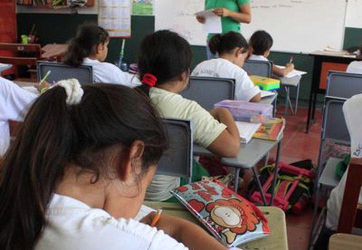 El municipio de Benito Juárez registra 200 menores considerados con aptitudes sobresalientes. (Archivo/SIPSE)