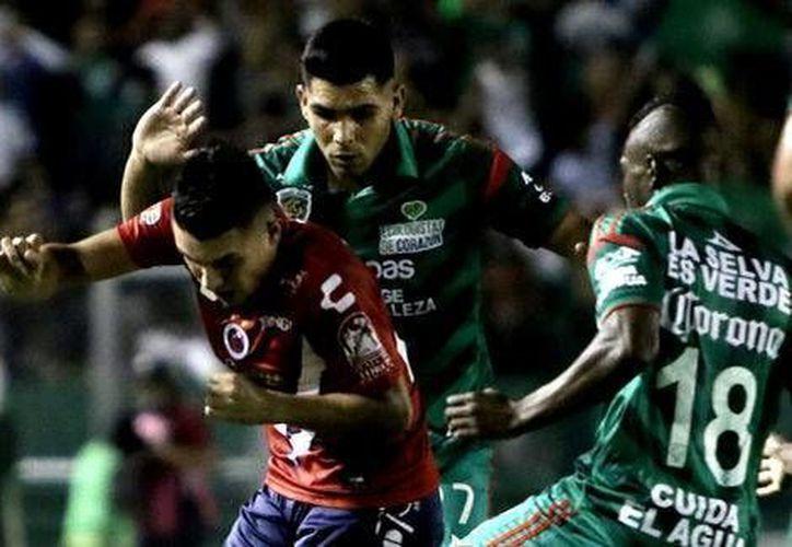 Chiapas sacó un empate en su propia casa ante Veracruz, uno de los equipos punteros en laLiga MX. (mexsport.com)