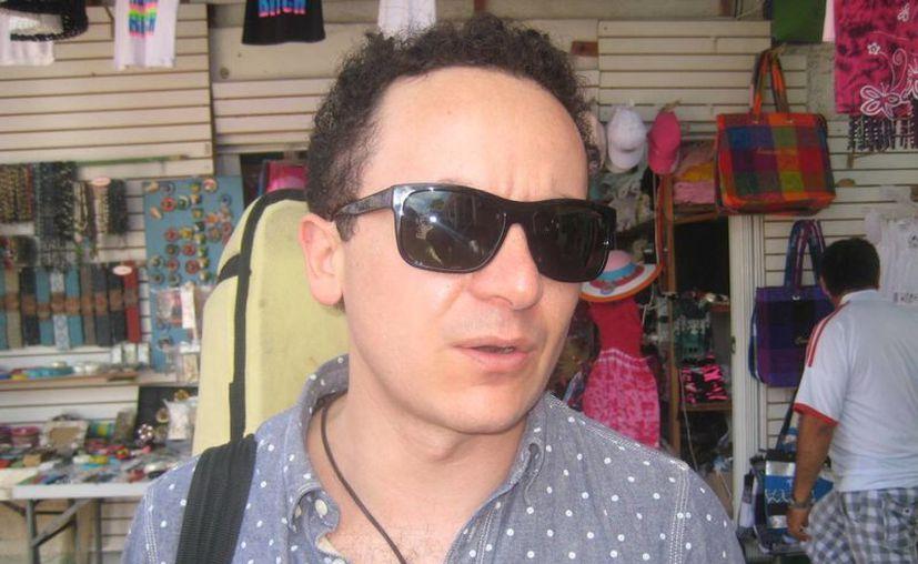 Fonseca también visitó Tulum, Playa del Carmen y Cancún. (Lanrry Parra/SIPSE)