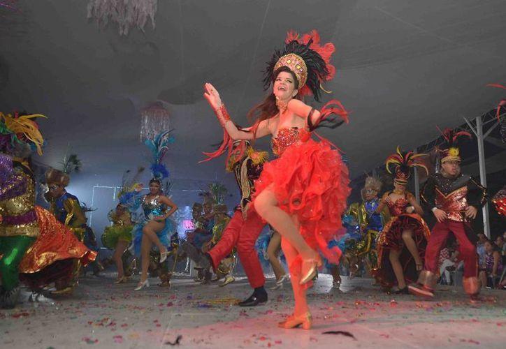 Las actividades iniciarán el 17 de este mes con el primer baile de precarnaval. (Gustavo Villegas/SIPSE)