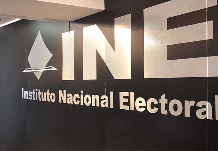 Los consejeros del INE consideraron que la mesa está puesta para que se desarrollen en paz y en libertad las elecciones. (Contexto/Internet).