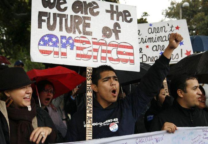 Muchos estudiantes llegan a Estados Unidos en busca de una mejor preparación. (Archivo/Agencias)