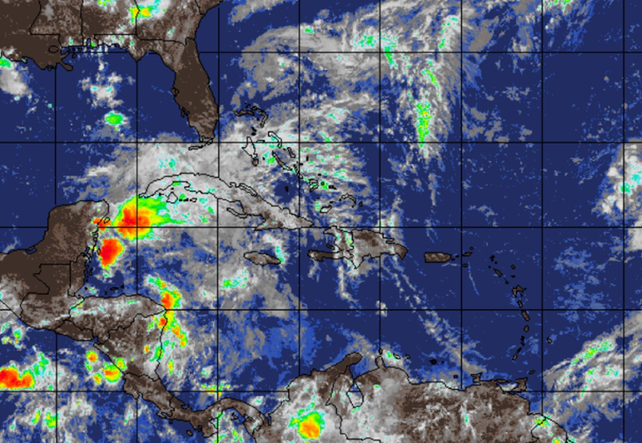 La Coordinación Estatal de Protección Civil de Quintana Roo determinó un área de vigilancia. (Redacción)