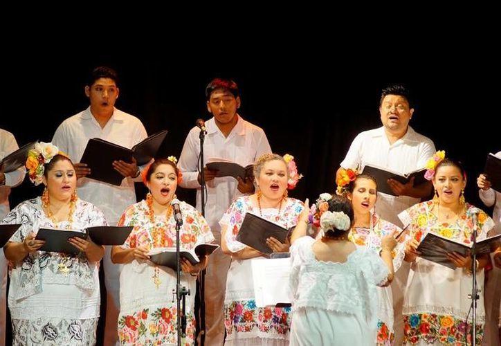 El Coro de la Ciudad de Mérida ofrecerá dos conciertos esta  semana. (SIPSE)