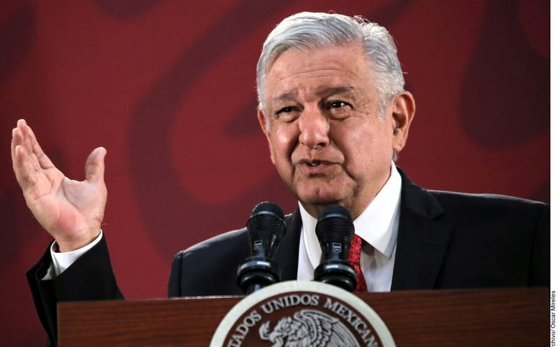 AMLO no manifiesta preocupación por posible golpe de estado
