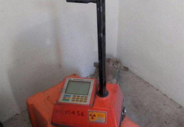 Las autoridades levantan la alerta de peligro tras la recuperación de la fuente radiactiva que fue robada el viernes en Sonora. (Excélsior)