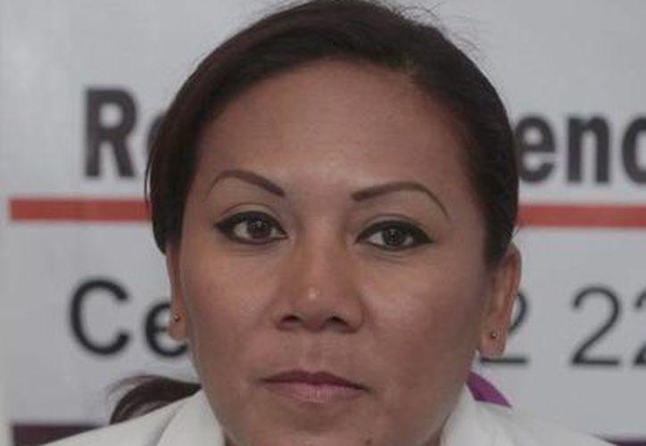 Es una propuesta de intervención para atender el problema de violencia de pareja, indicó Lidia Patricia Cab Pacheco, responsable Prevención y Atención de la Violencia Familiar y de Género (Redacción/SIPSE)