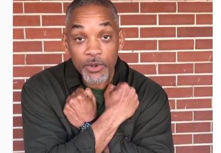 """Smith publicó en Instagram un  video en el que revela que """"Black Panther"""" casi lo hace llorar. (Foto: Instagram)"""