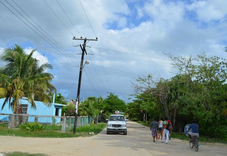 Pobladores de la comunidad pesquera de Punta Allen mostraron su molestia por este problema. (Rossy López/SIPSE)
